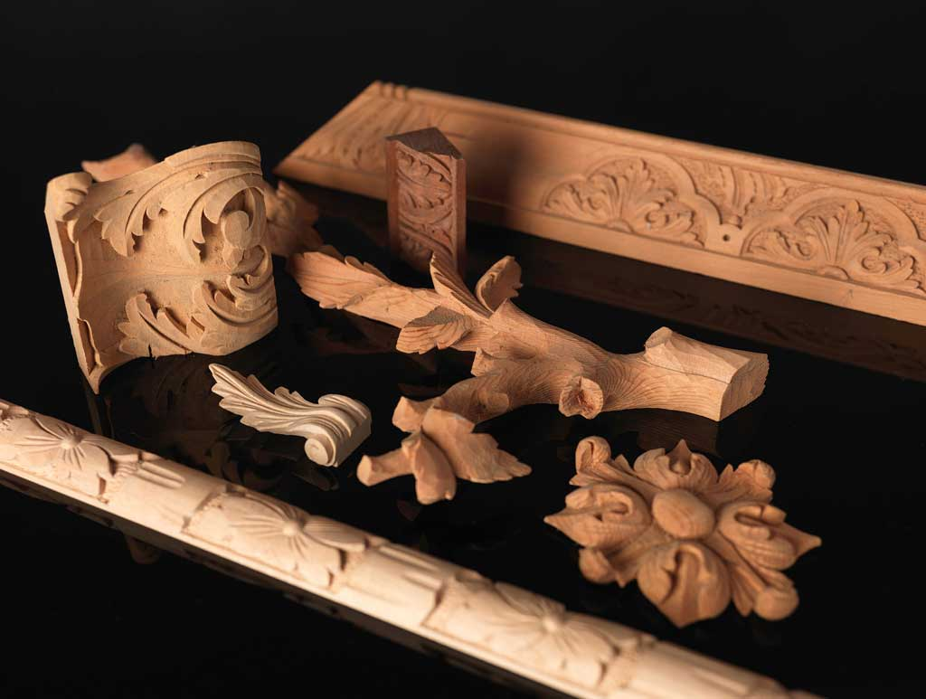Wood carving 3