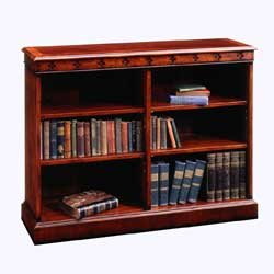 Double Tiered Bookcase