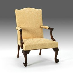 Chippendale Gainsborough Chair