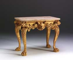 George II Side Table
