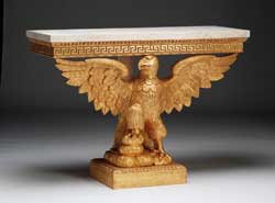 William Kent Eagle Console