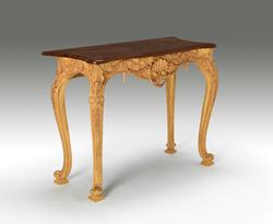 Adam Serpentine Table