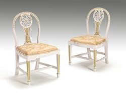 Wheel Back Dining Chair