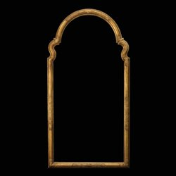 Queen Anne Carved & Gilt Gesso Pier Mirror