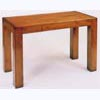Square Heavy Leg Writing Table