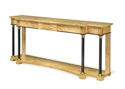 Contemporary / Art Deco Console Table