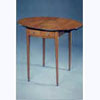Inlaid Satinwood Pembroke Table