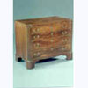Large Serpentine Chest of Drawers