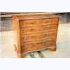Serpentine Fronted Chest of Drawers